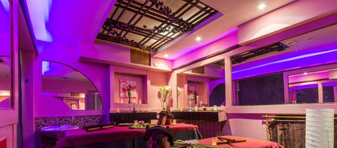 Фотогалерея - Орхидея, экспресс центры массажа и косметологии