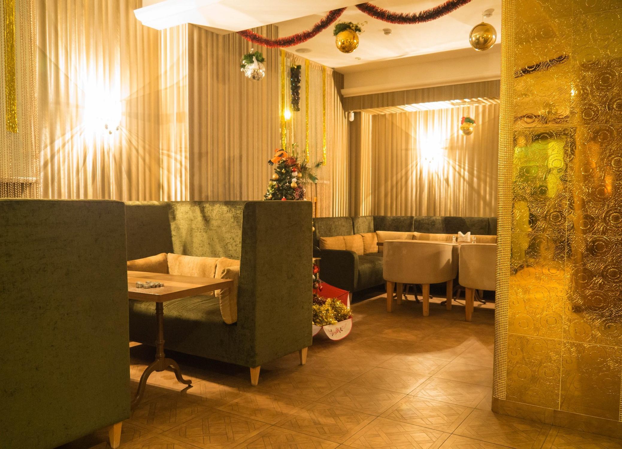 фотография Кафе вегетарианской кухни Ганга в Марьиной роще