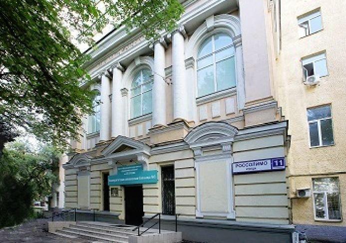 фотография Сеченовский Университет Университетская клиническая больница №3 на улице Россолимо