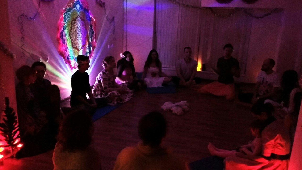 фотография Студии Yogalight в гостинице Украина