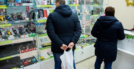 фотография Магазин аксессуаров Клик55 на проспекте Комарова, 6/1