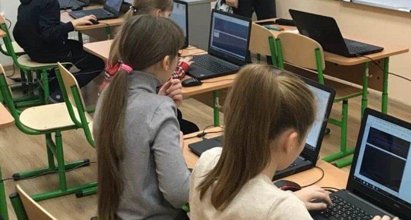 фотография IT школа в ТЦ Хайтек-парк