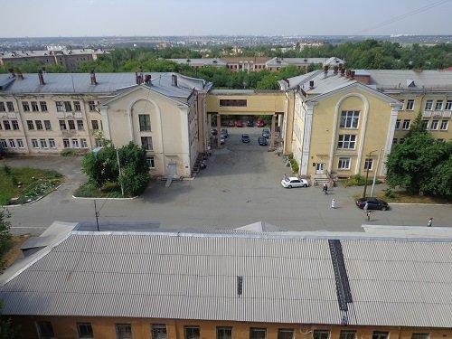 фотография Городской клинической больницы №6 на улице Румянцева, 28 к 2