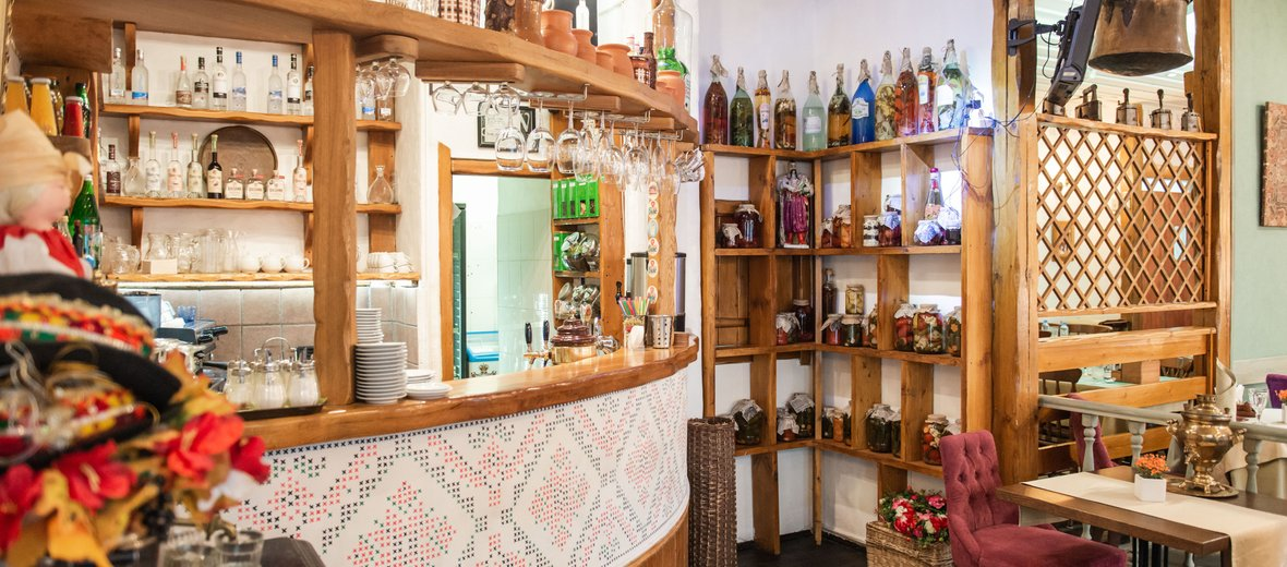Фотогалерея - Ресторан Тёщин борщ на улице Бочкова