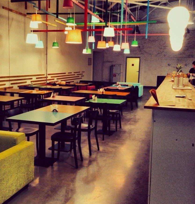 фотография Ресторанный цех Ткачи в креативном пространстве Ткачи