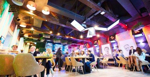 фотография Гаджет-ресторан GADGET STUDIO на Тверской улице