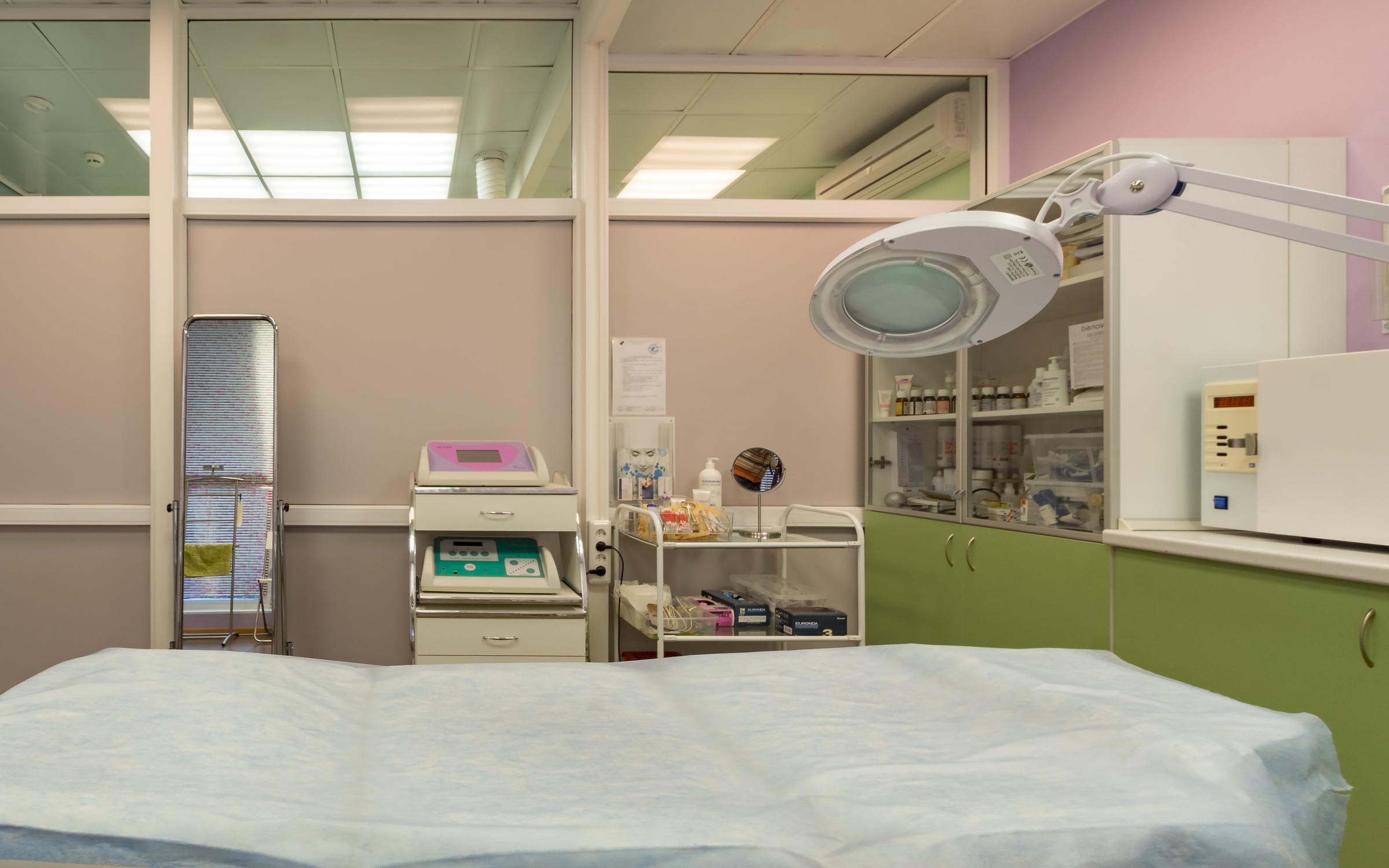 фотография Центра лазерной терапии Андромеда на улице Костина