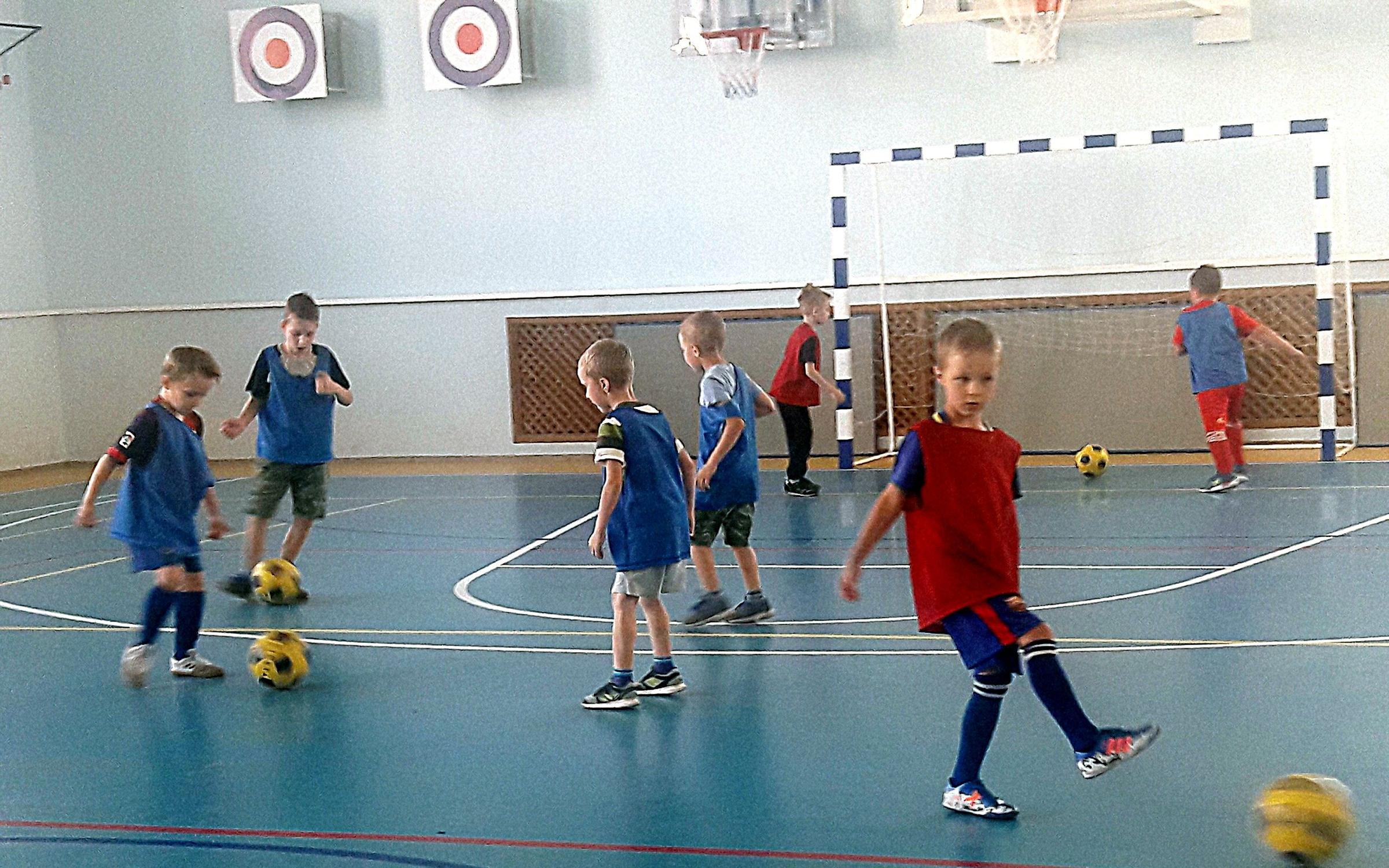 фотография Детского футбольного клуба Галактика на улице Коцаря