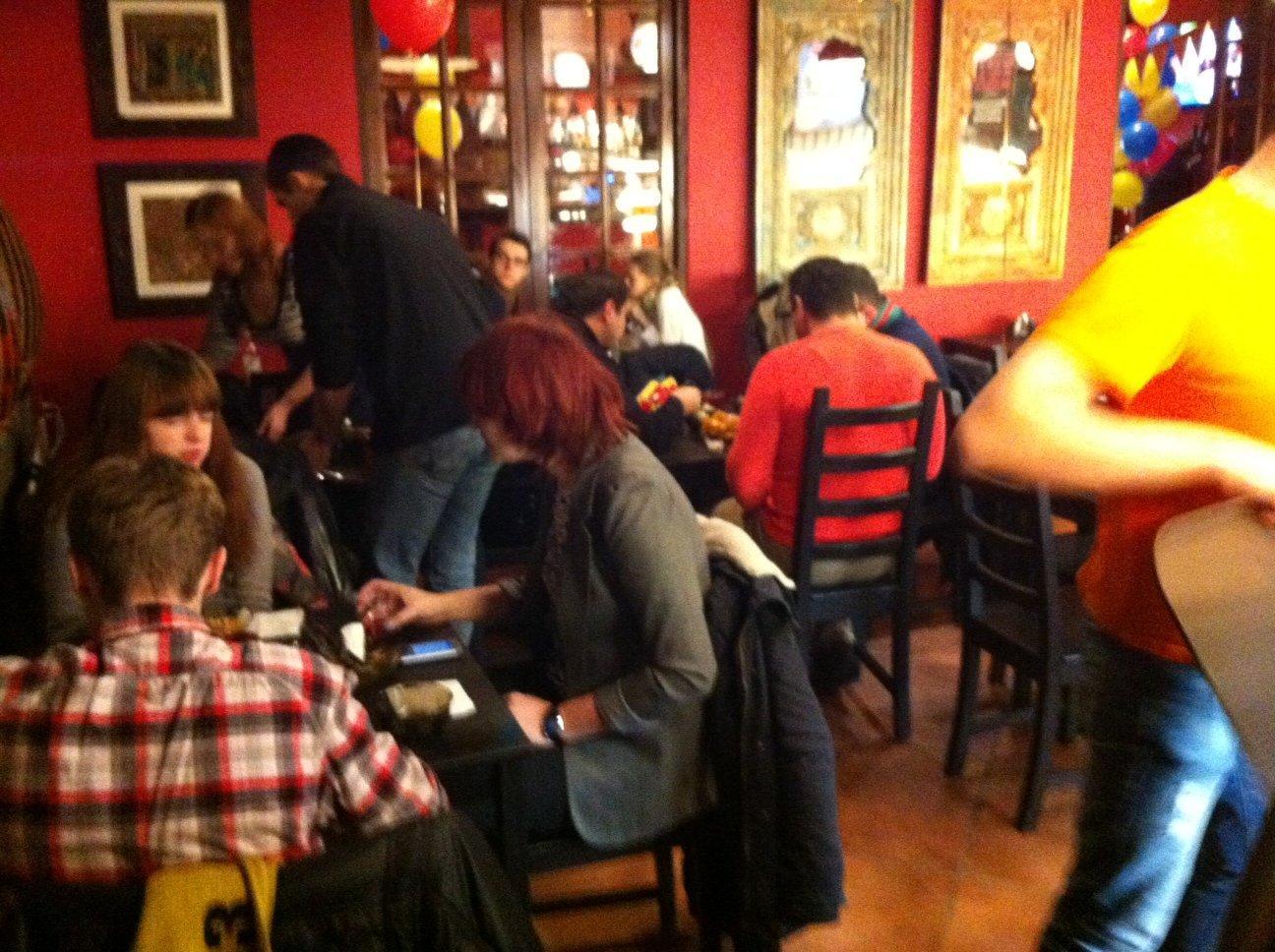 фотография Сеть вегетарианских кафе-магазинов Джаганнат на Верхней Радищевской улице
