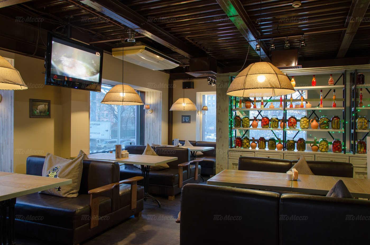 фотография Ресторана ГивиСациви на Бутырской улице