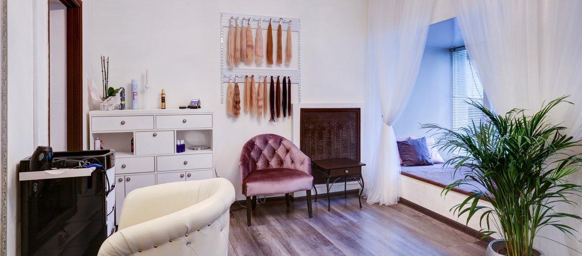 Фотогалерея - Студия наращивания волос DiamondsHair