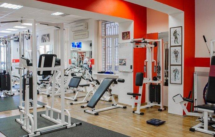 фотография Фитнес-клуба Тимур-Gym в Соломенском районе