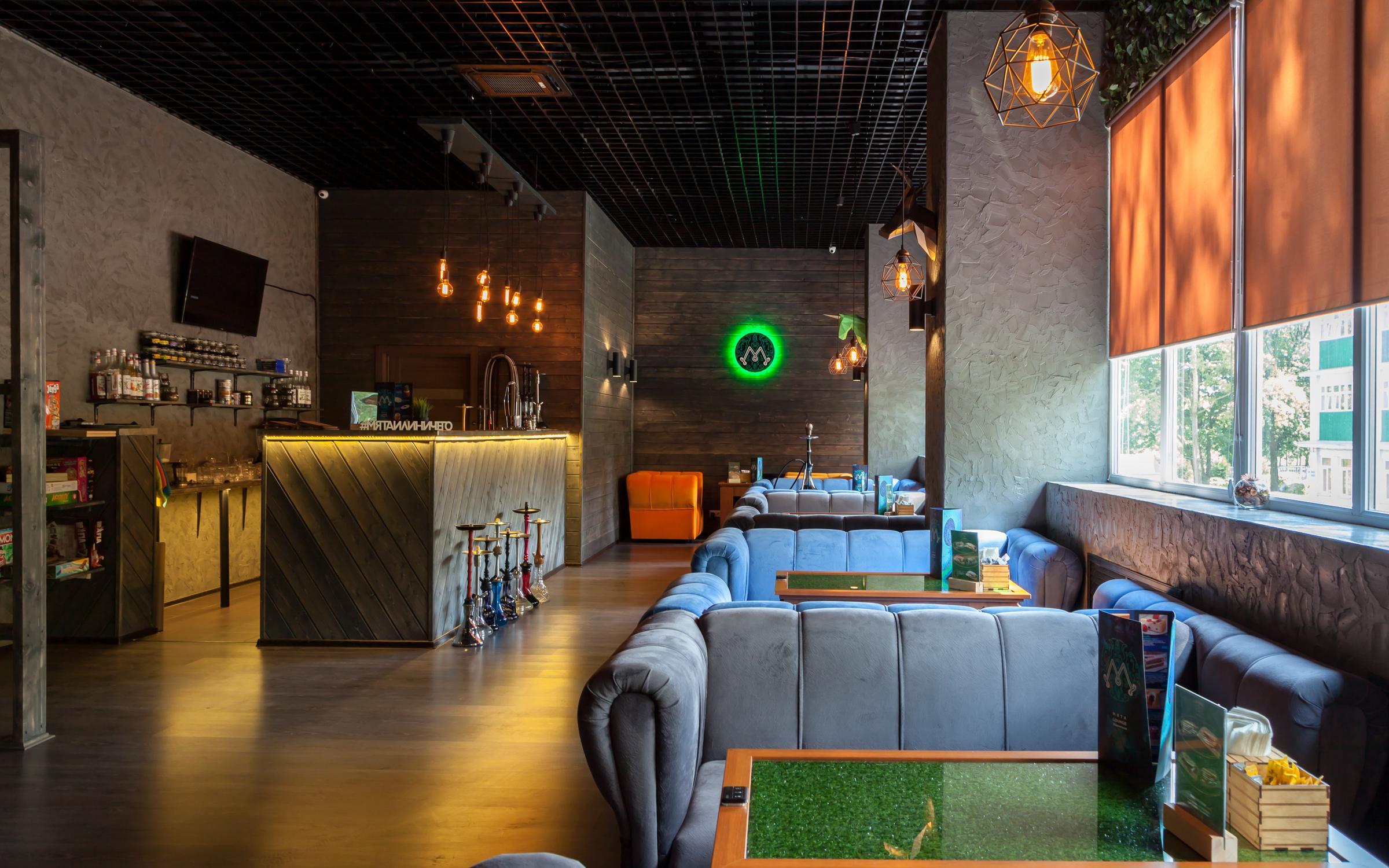 фотография Кальянной Мята Lounge Каховка на Керченской улице