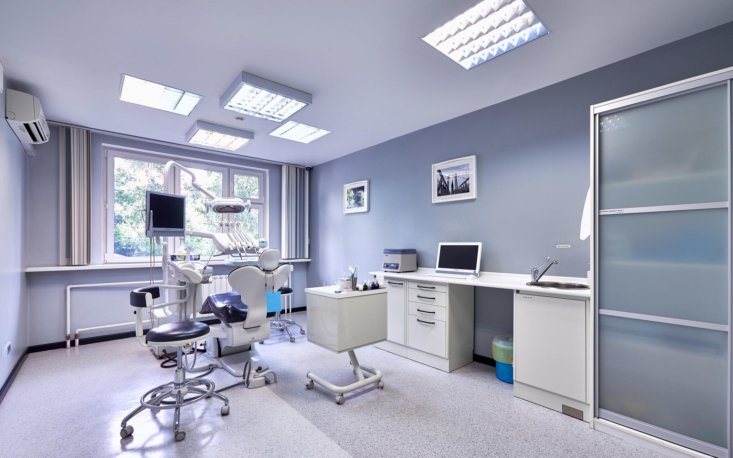 фотография Первая стоматология на улице Дыбенко
