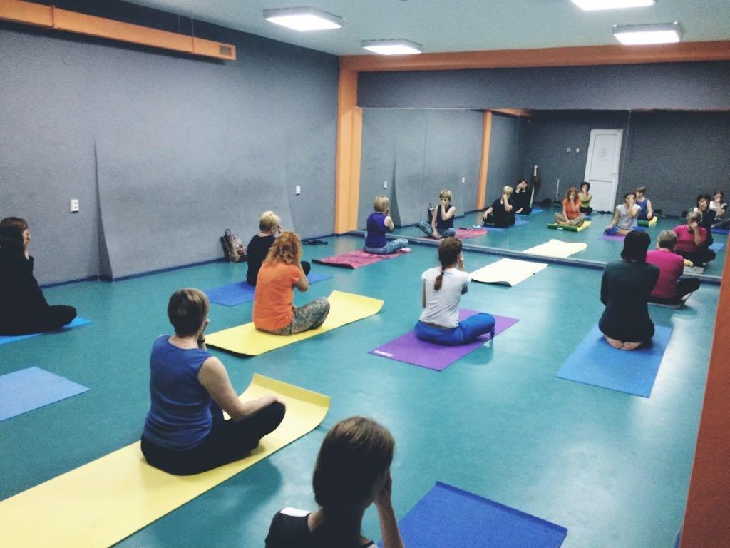 фотография Студия универсальной йоги в ФОК ИрГТУ на улице Ивана Франко