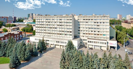 фотография Воронежский областной клинический консультативно-диагностический центр на площади Ленина