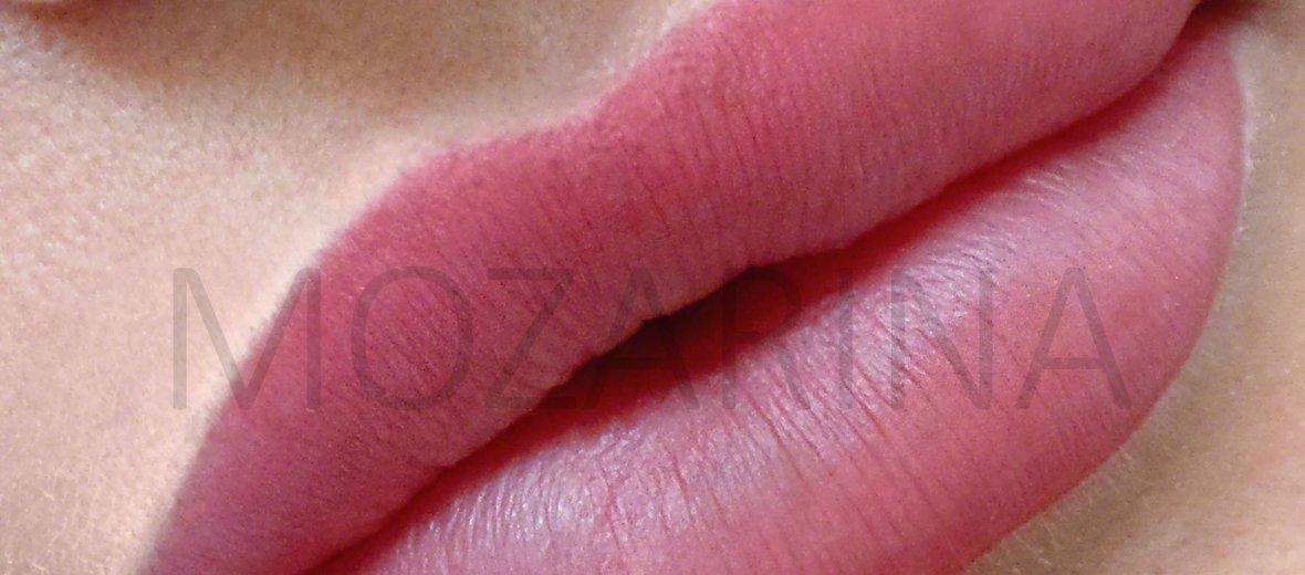 Фотогалерея - Центр перманентного макияжа Ларисы Мозариной