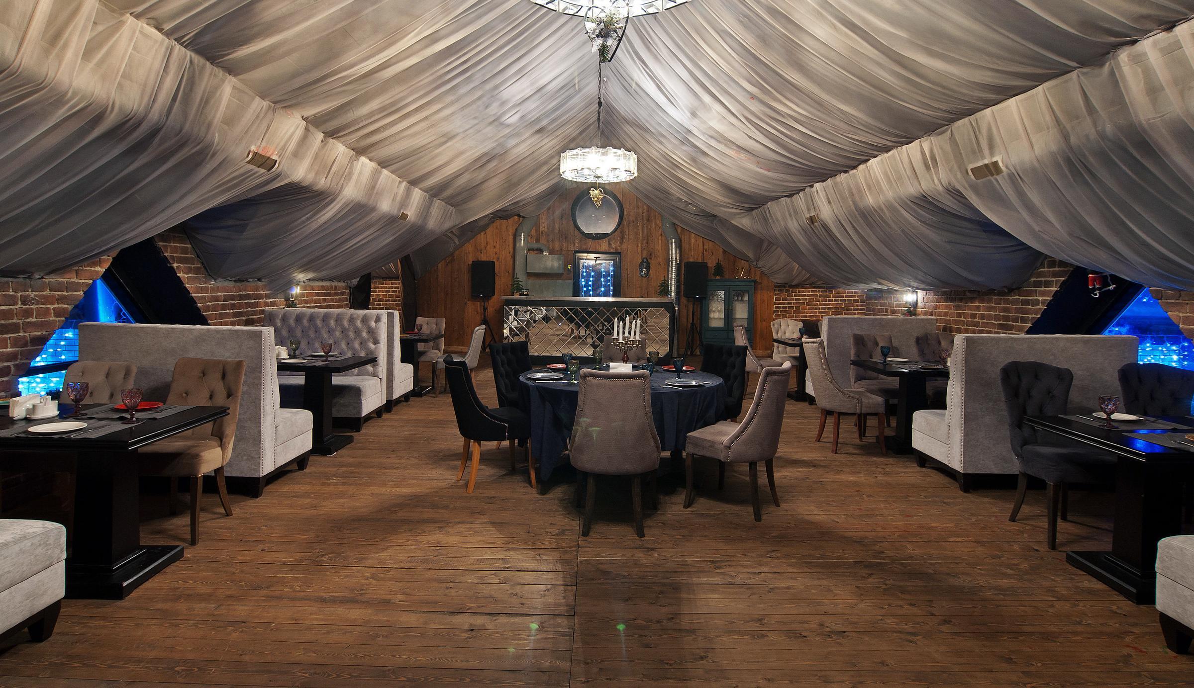 фотография Ресторана & бара Forest Lounge на Ленинградском шоссе