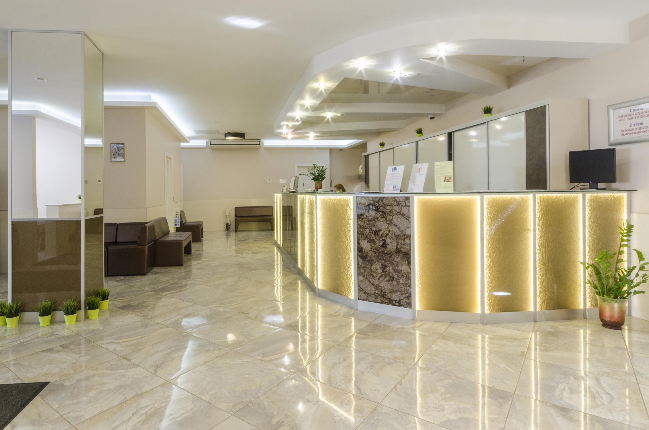 фотография Медицинского центра Андреевские больницы - НЕБОЛИТ на Варшавском шоссе