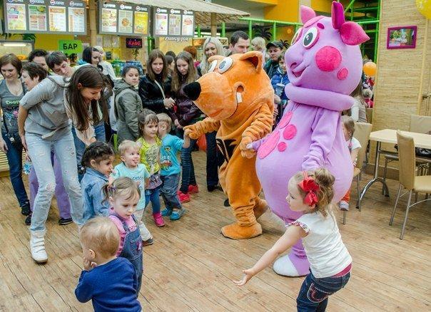 фотография Детский развлекательный центр Fancy Fox в ТЦ Июнь