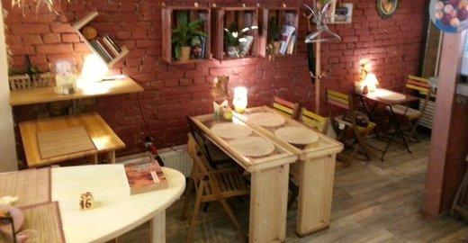 фотография Арт-кафе Диван в бизнес-парке Арма