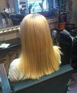 фотография Биоламинирование волос