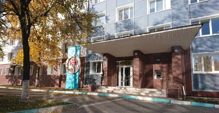 фотография Челябинская областная клиническая больница на улице Воровского, 70 к 1