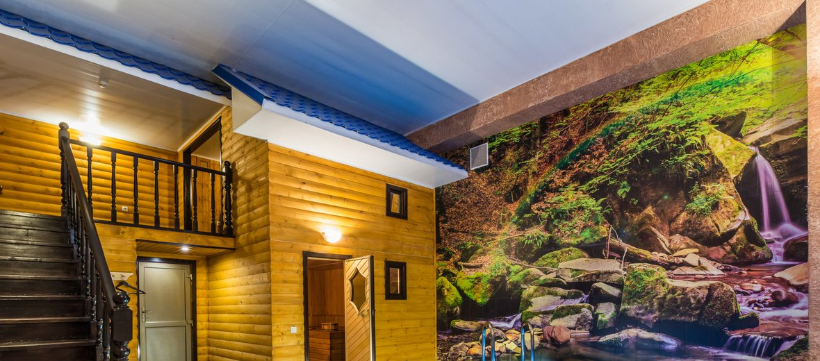 Фотогалерея - Боярские бани в Томилино