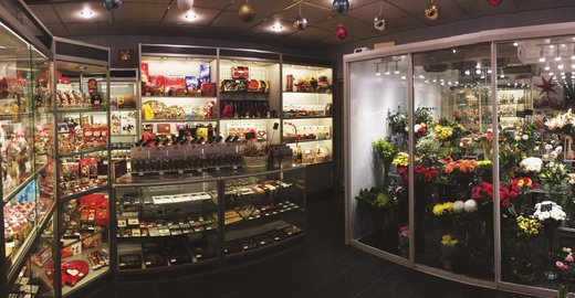 Магазин сладких подарков