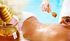 фотография Медовый массаж