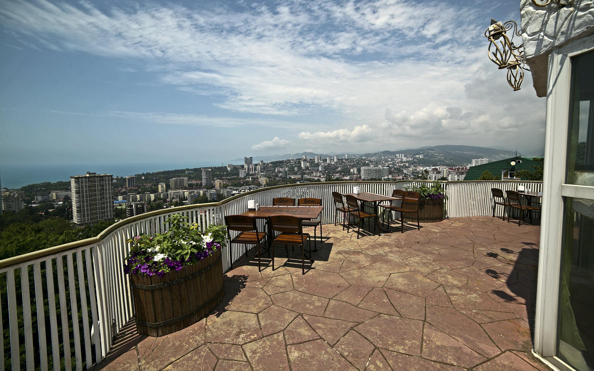 фотография Ресторана Панорама на Альпийской улице