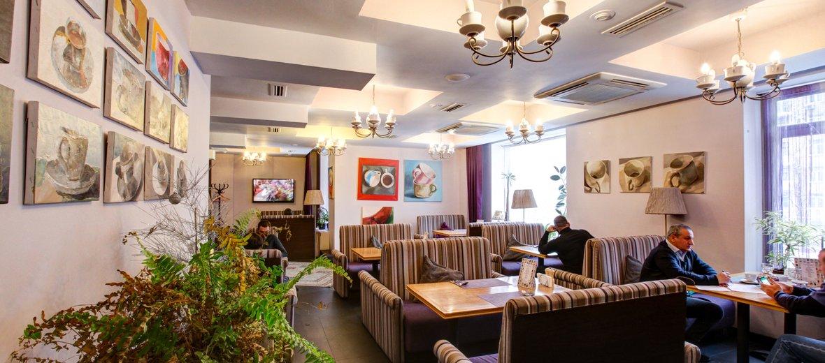 Фотогалерея - Кафе-ресторан Чашки в Шмитовском проезде