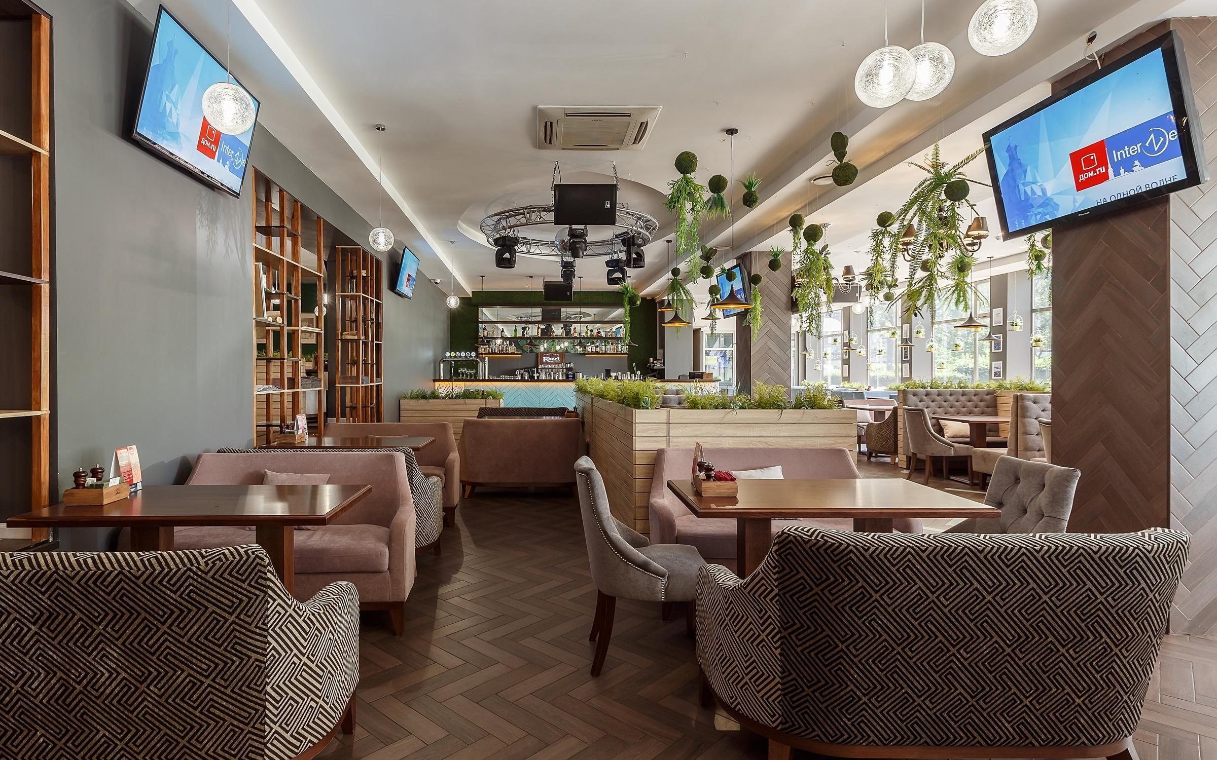 фотография Ресторана Лес в Московском районе