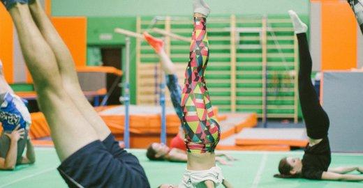 фотография Секция гимнастики и акробатики АкроРитм в Черёмушкинском проезде