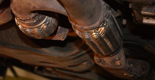 фотография Сервис по ремонту глушителей Выхлоп-сервис в Приморском районе