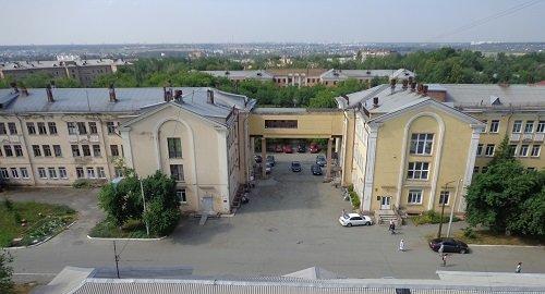 Отделения псковской городской больницы