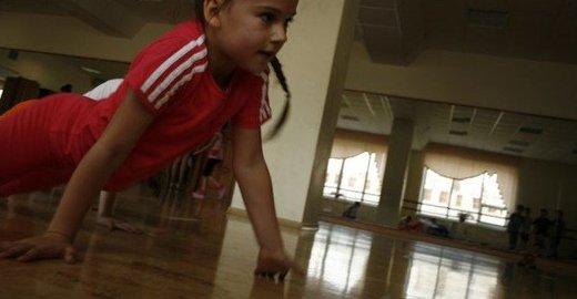 фотография Детско-юношеская школа спортивного танца Локомотив
