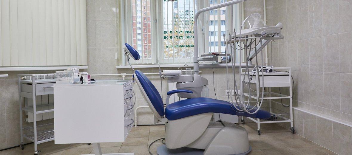 Фотогалерея - Стоматологическая клиника Зубная Правда на метро Проспект Вернадского