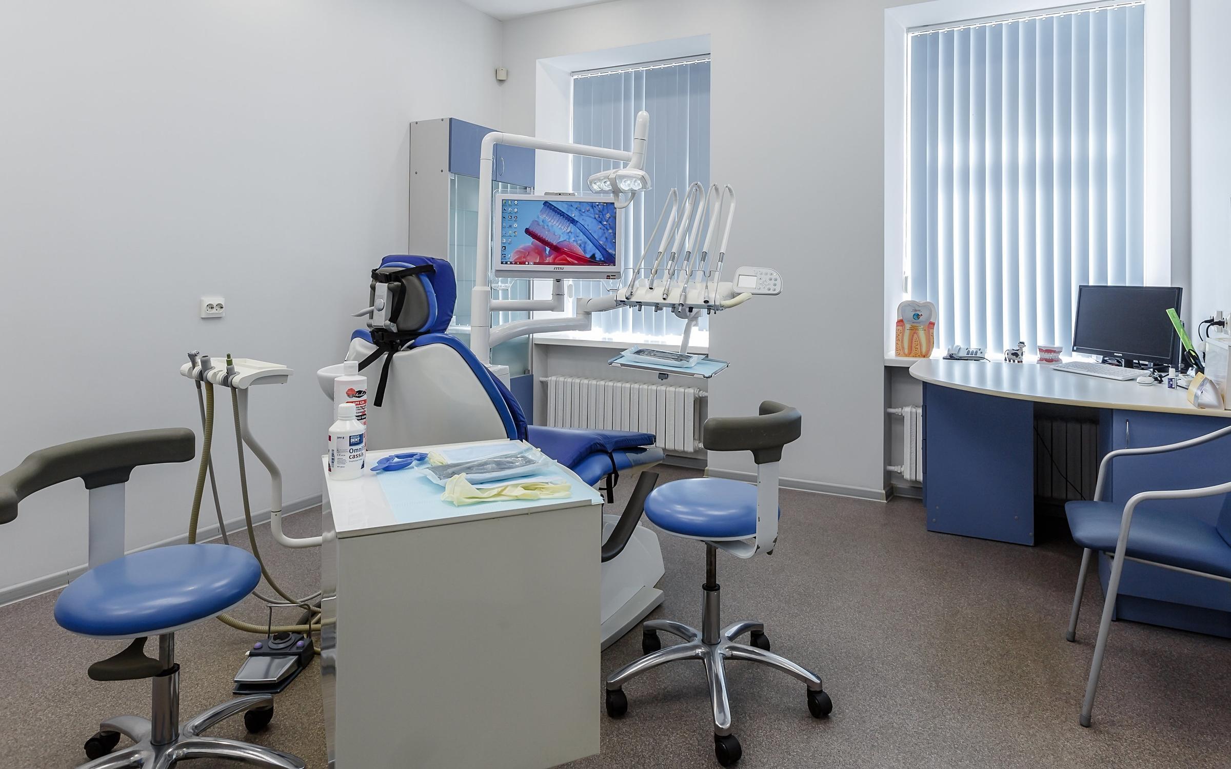 фотография Клиника эстетической стоматологии Денти на улице Марата