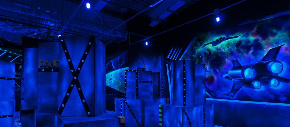 Фотогалерея - Развлекательный центр LaserLand в ТРК VEGAS Крокус Сити