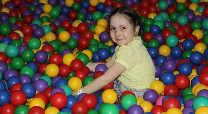 фотография Детский развлекательный центр Прыг-Скок в ТЦ ВЭЙПАРК