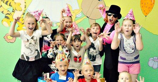 фотография Детский развлекательный центр Улыбка в ТЦ Меридиан