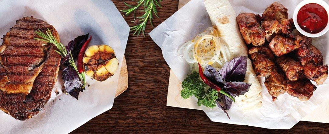 фотография Ресторанного комплекса Триумф в микрорайоне Олимпийский, 14А
