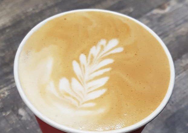 фотография Точка продажи кофе на вынос Backwoods Coffee