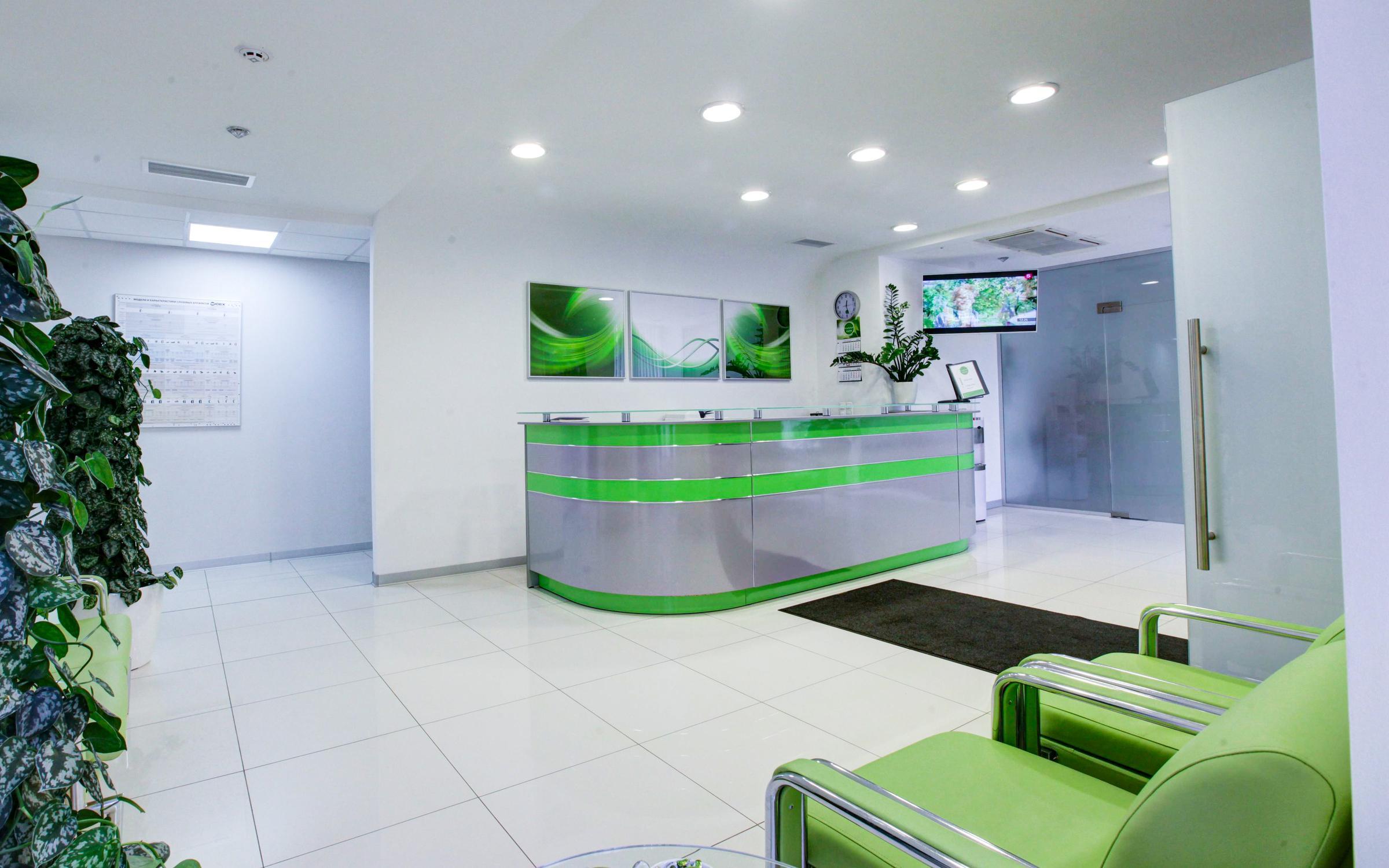 фотография Клиники малоинвазивной лазерной медицины Центр МИЛМ на Университетском проспекте