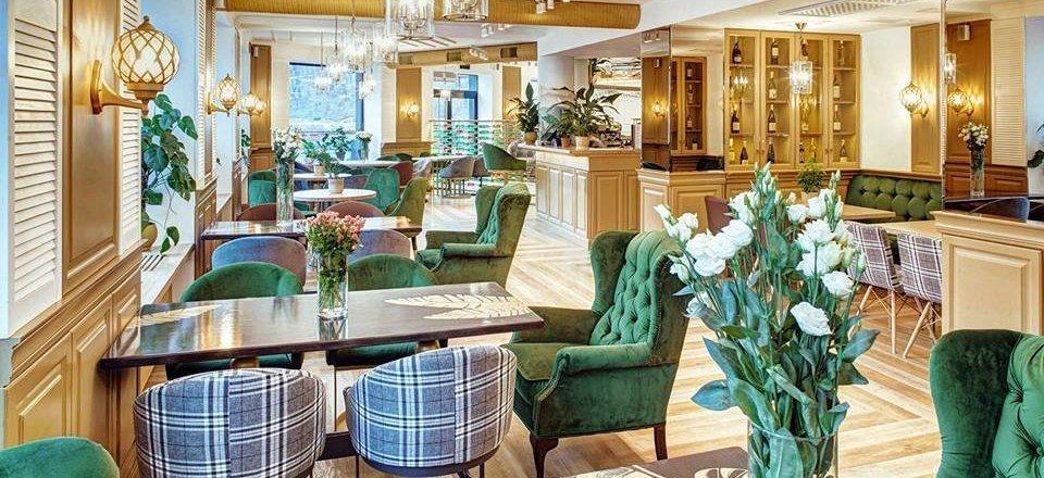 фотография Ресторана Public Cafe в гостинице Днепр