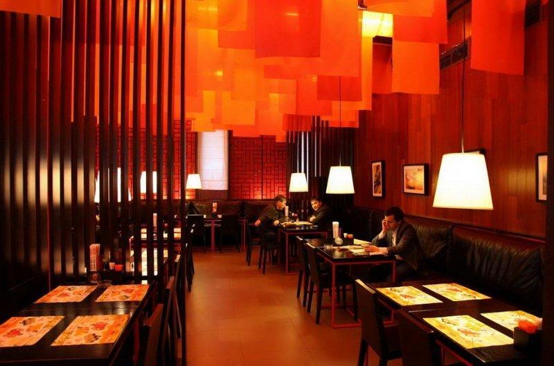 фотография Ресторана японской кухни Maki Maki в ТЦ Глобал Сити