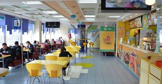 фотография Сеть кафе-бистро Курочка Fried в ТЦ Топаз