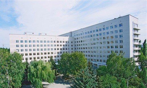 фотография Ростовская областная клиническая больница на Благодатной улице