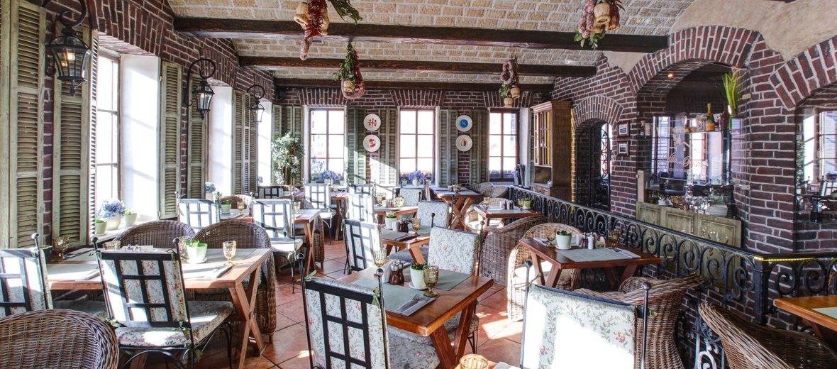 Фотогалерея - Ресторан Villa Pasta на улице Большая Дмитровка